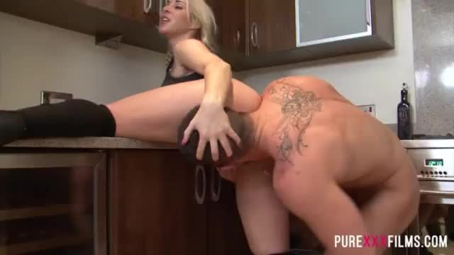 PURE XXX FILMS The Party Girl next door
