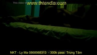 Ly Maria Vietnamese call girl